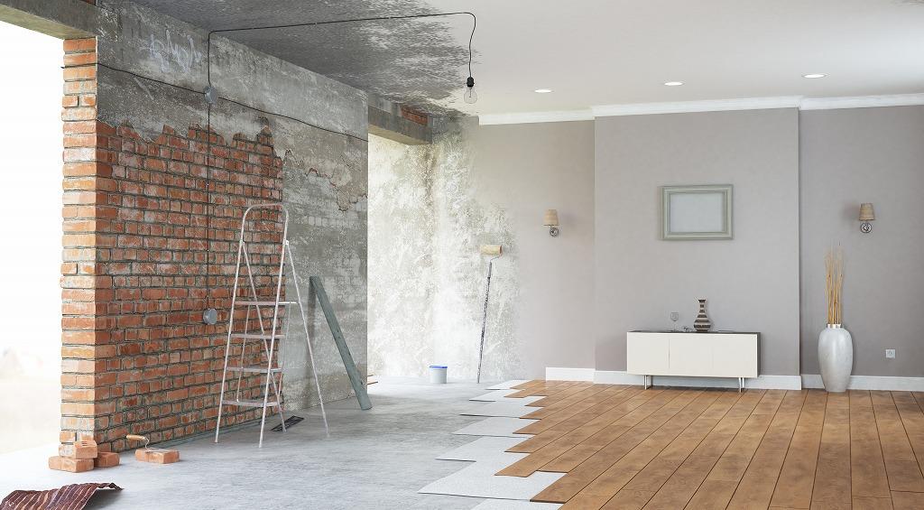 壁、天井作りの意義とは?